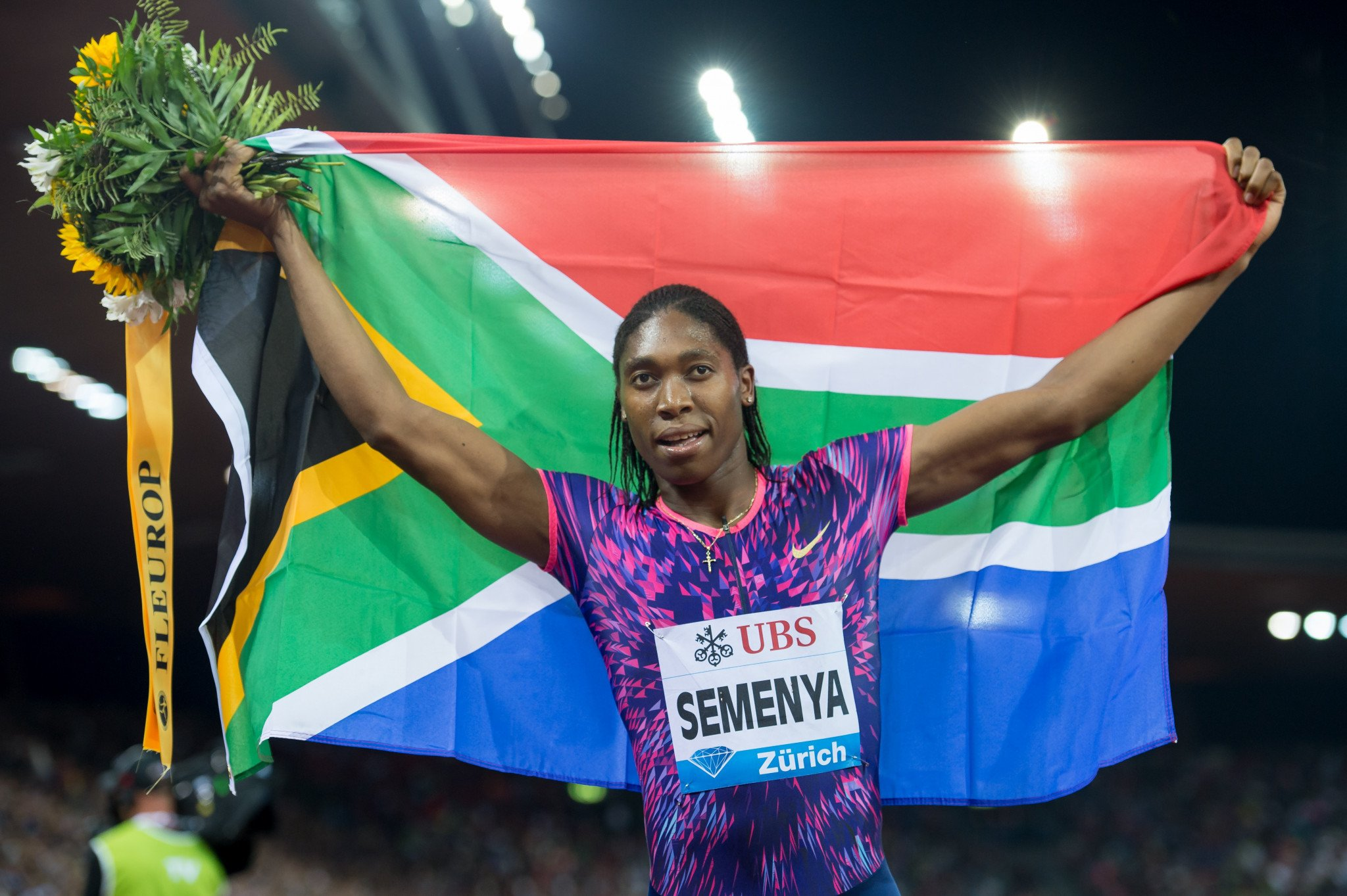 Two-time Olympic gold medallist Semenya headlines South Africa's team for Gold Coast 2018