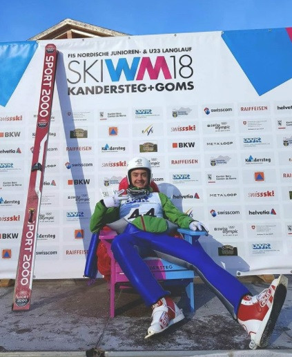 Czech claims 10km title at FIS Nordic Junior World Championships