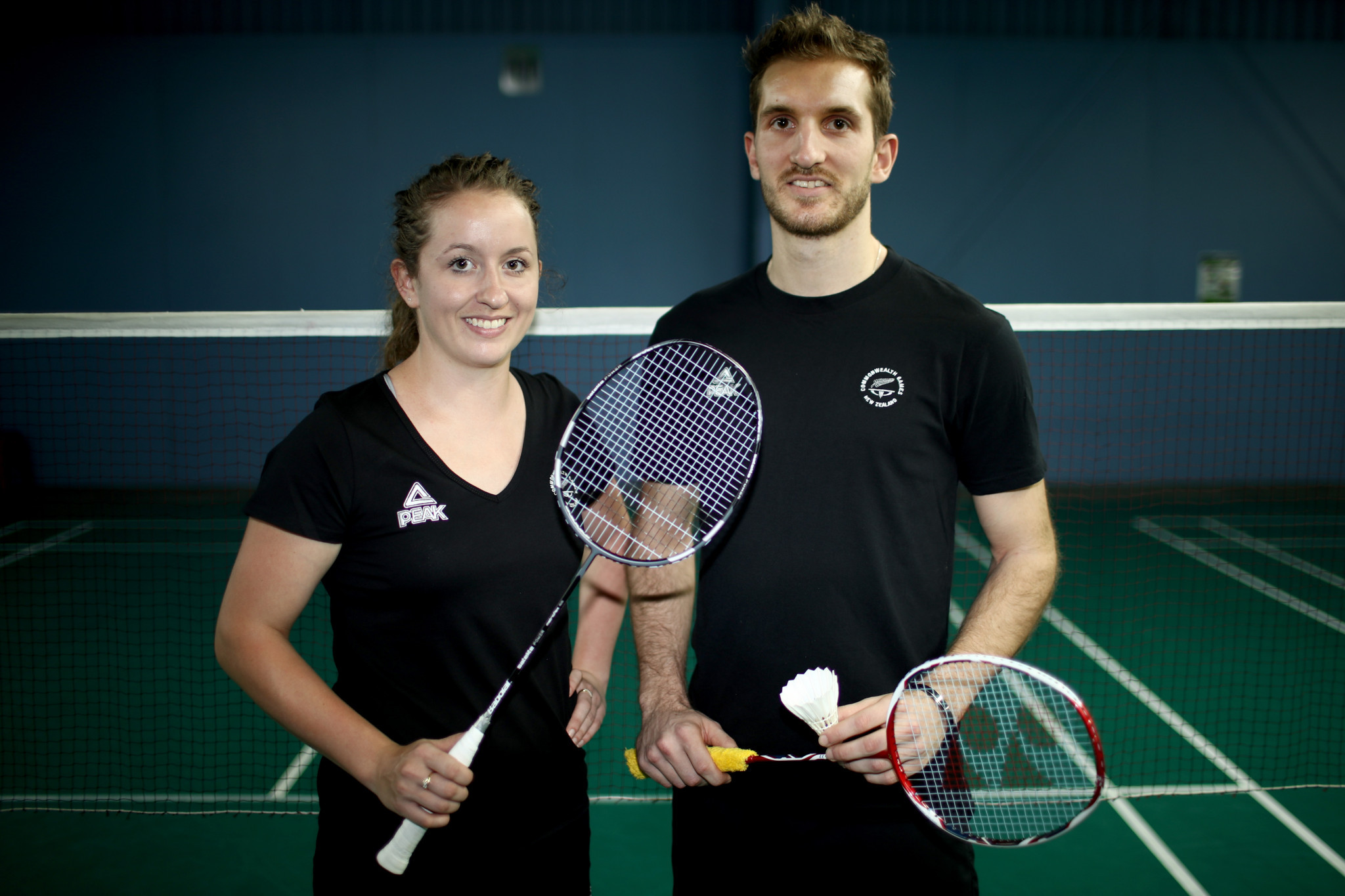 New Zealand select sibling duo for Gold Coast 2018 badminton team