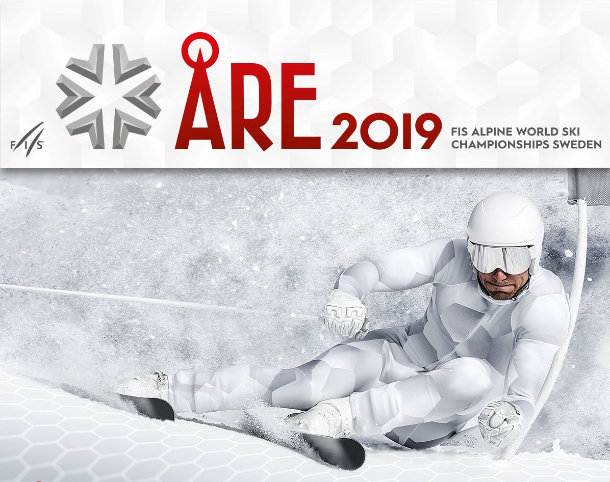 Åre 2019 have announced that tickets are now available for the FIS Alpine World Ski Championships 2019 ©Åre 2019