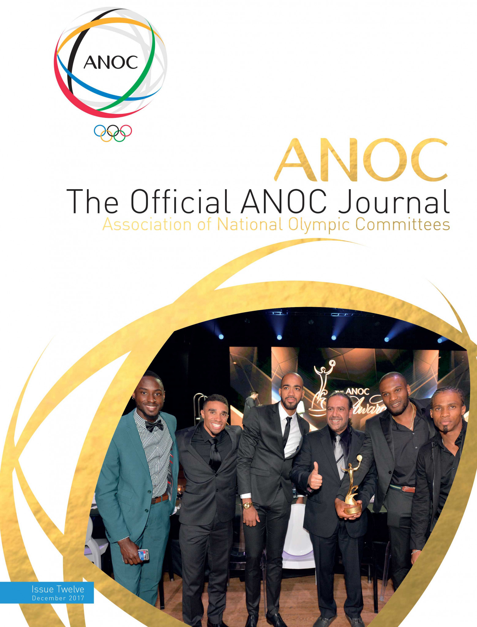 The Official ANOC Journal - Issue 12