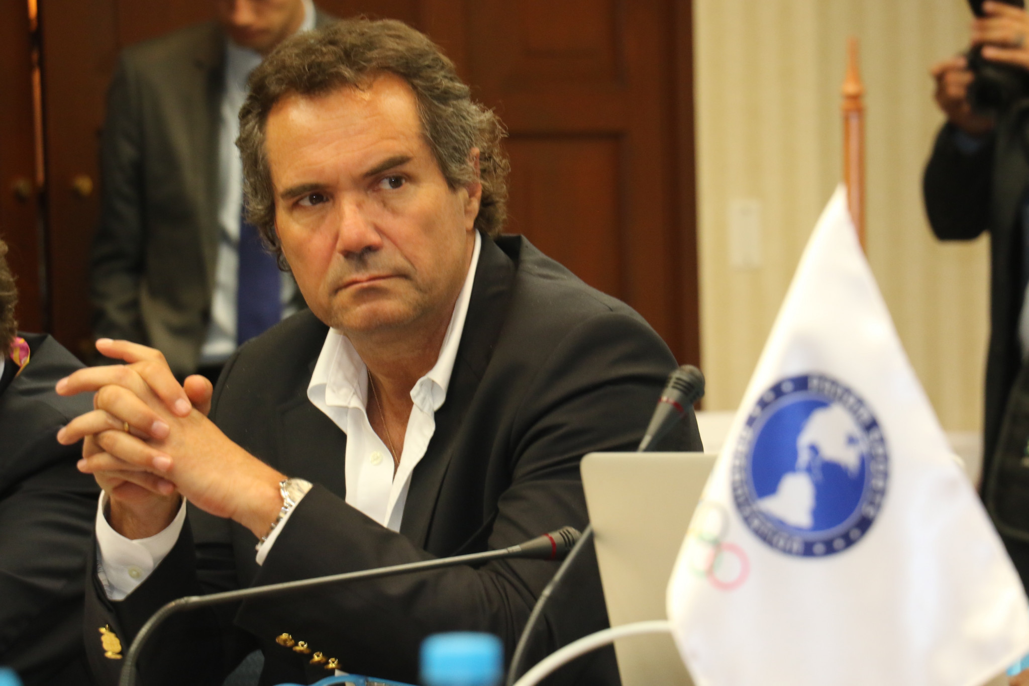 "PanAmSports President Neven Ilic has warned that ""time is scarce"" in preparing for the Lima 2019 Pan American Games ©PanAmSports"