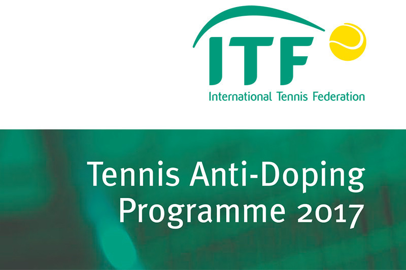 Final Tennis Anti-Doping Programme quarterly report published by ITF