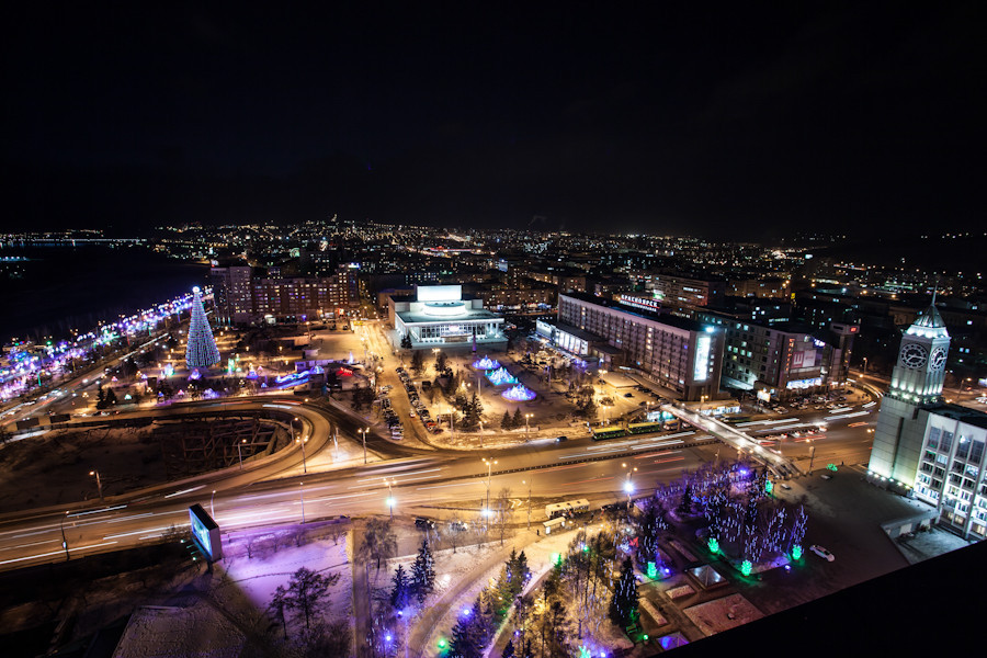 Krasnoyarsk 2019 will be the first time a Russian city has staged the Winter Universiade 