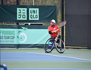 Chile beat hosts at Wheelchair World Team Cup Americas Qualification event