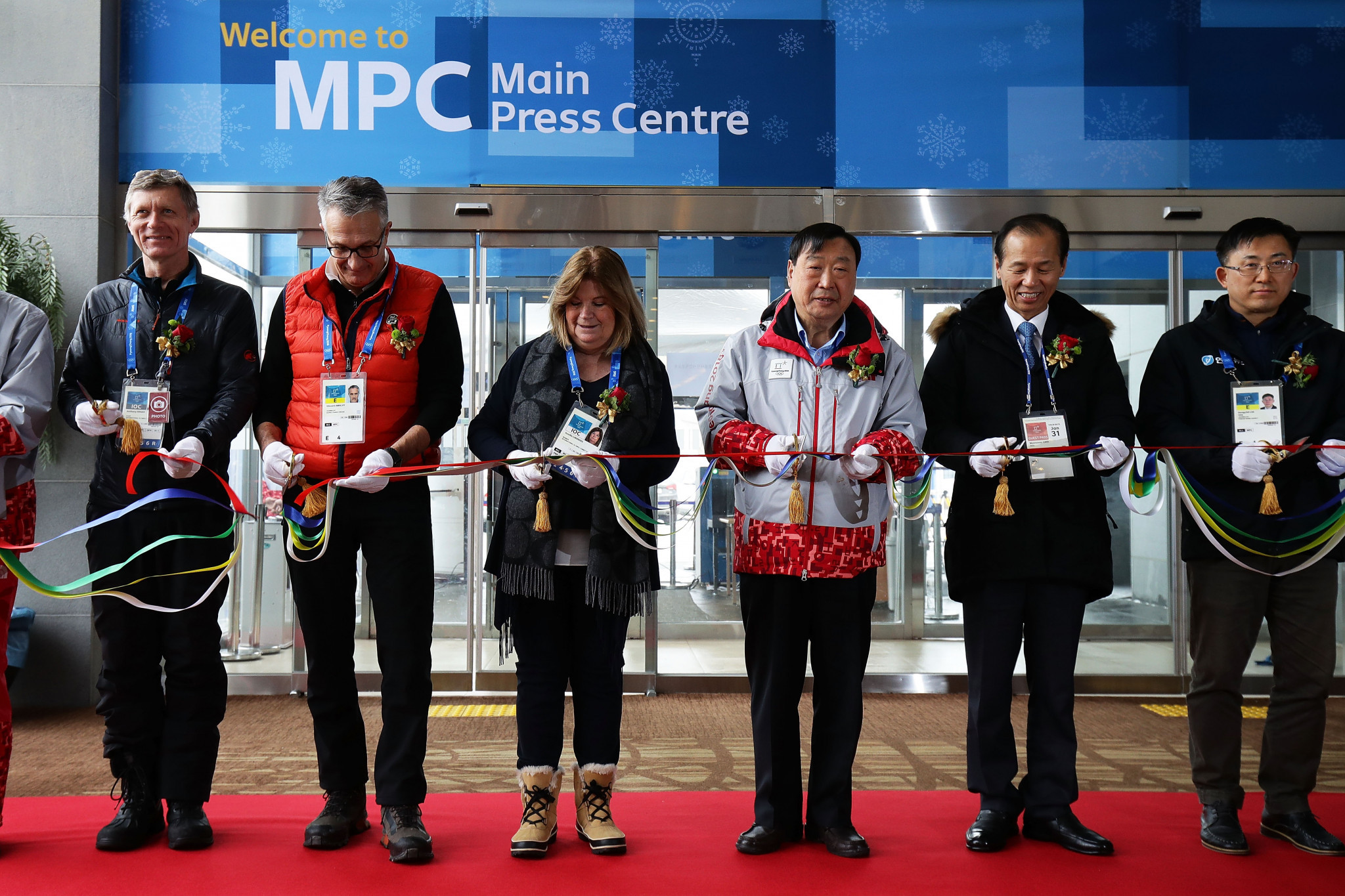 The IOC have continually urged Pyeongchang 2018 to increase ticket sales for the Games ©Getty Images