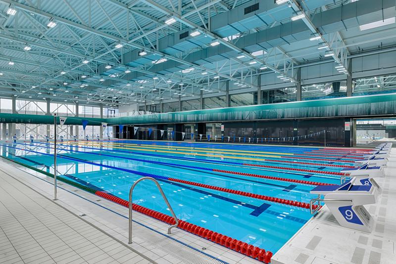 Paris 2024 officials visit Budapest aquatics venue