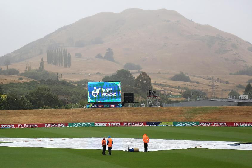 Pakistan awarded third place after contest with Afghanistan washed out at ICC Under-19 World Cup