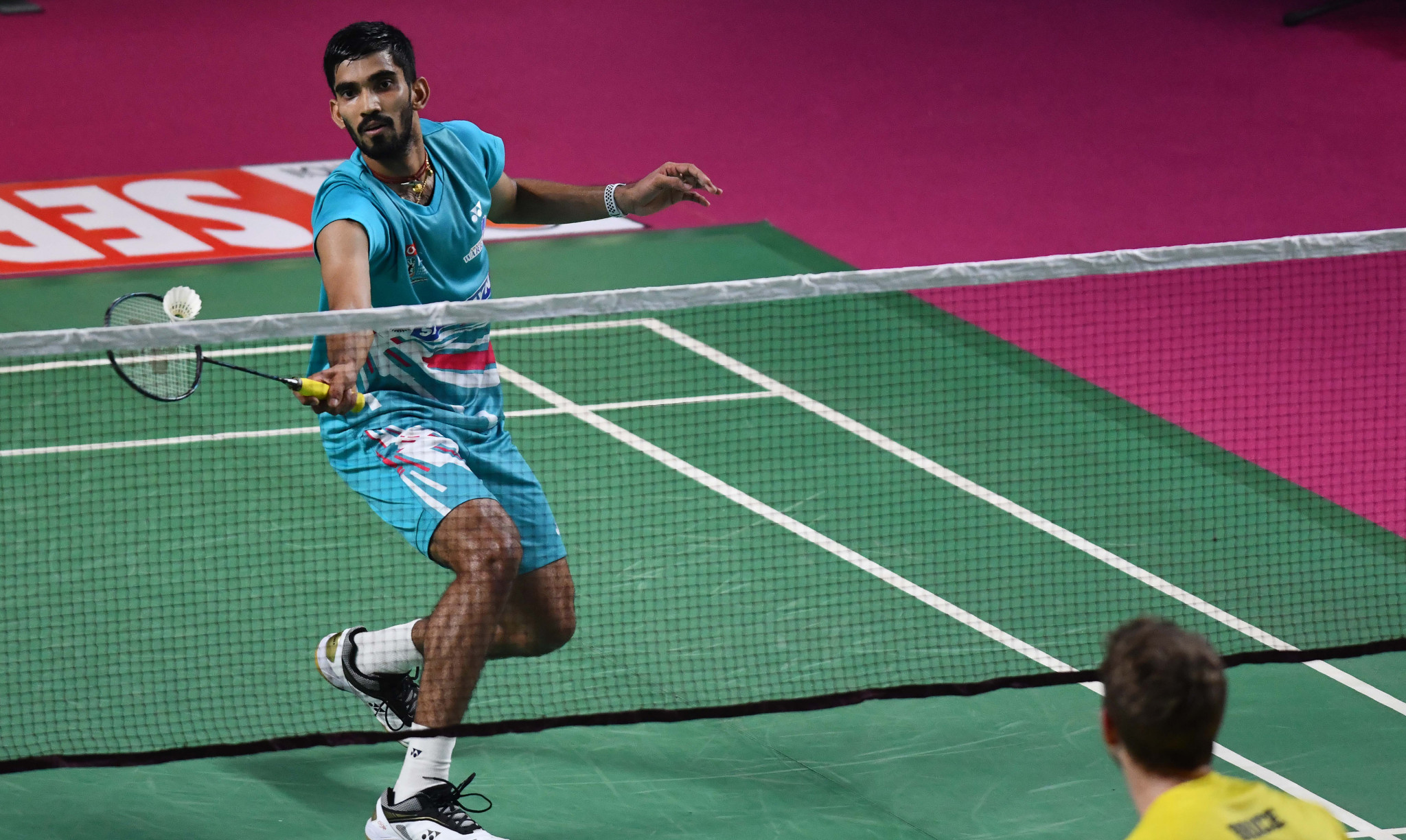 Srikanth suffers surprise second round defeat at BWF India Open