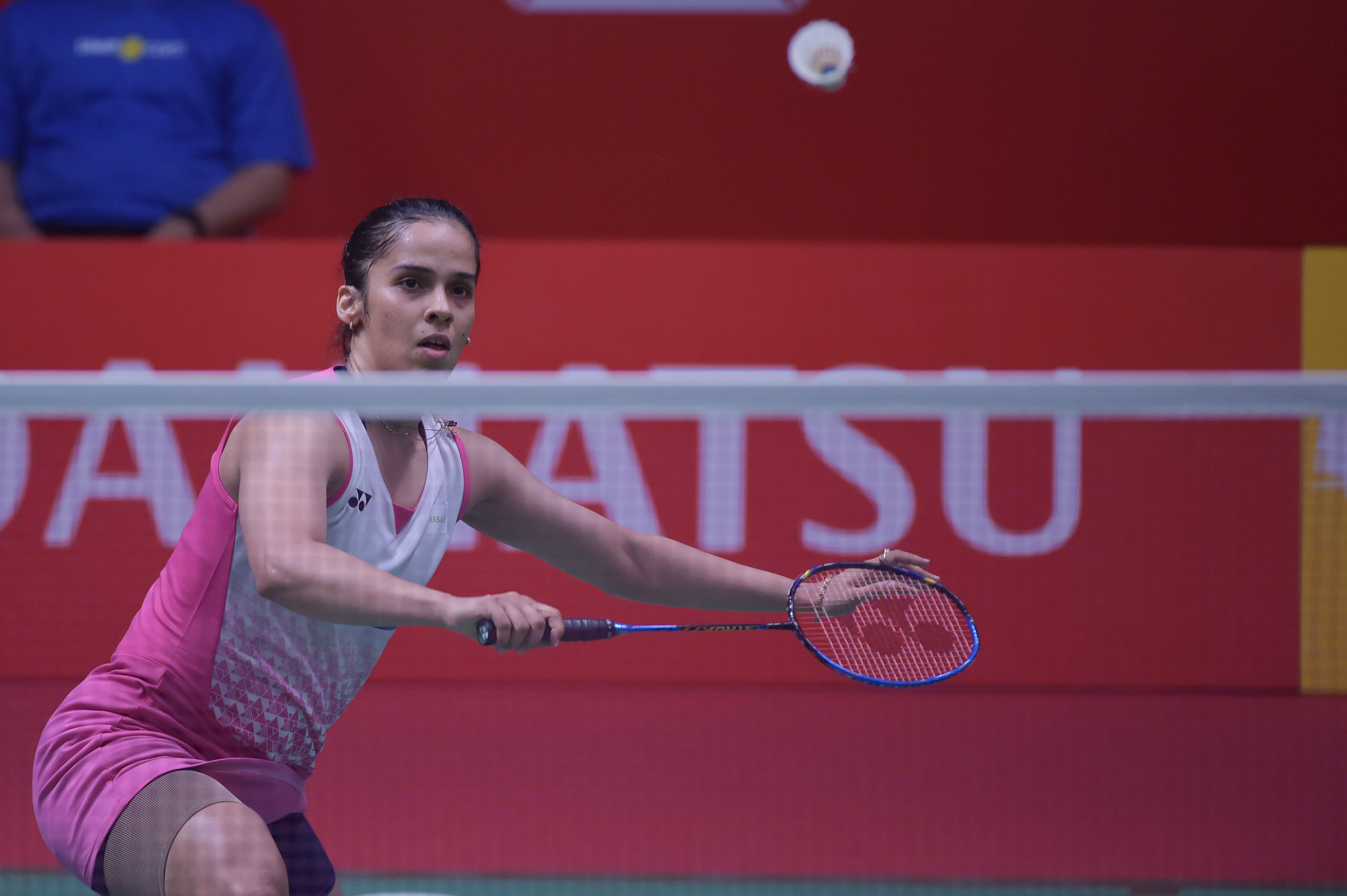 Saina Nehwal was among India's women's singles players to progress ©Getty Images