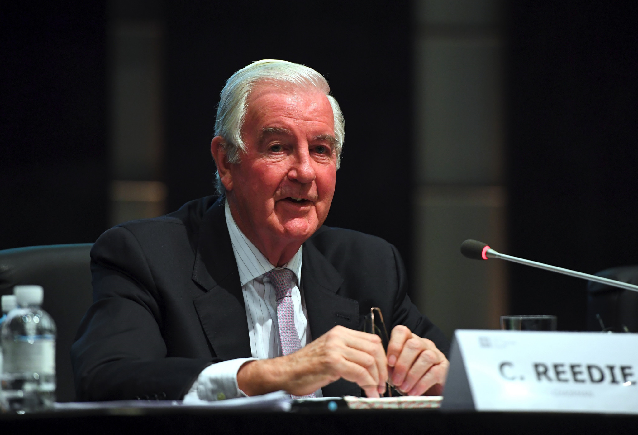 Sir Craig Reedie old insidethegames that it would be helpful if CAS now quickly prepared reports explaining the verdicts in two of the 39 cases ©Getty Images