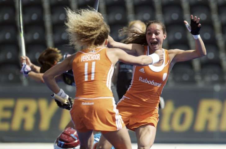 Olympic champions The Netherlands book women's EuroHockey Championships final spot with win over Germany