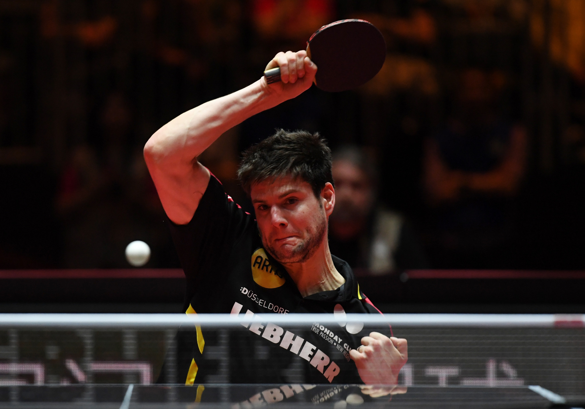 Dimitrij Ovtcharov has won the last four ITTF-Europe Top 16 Cup tournaments ©Getty Images