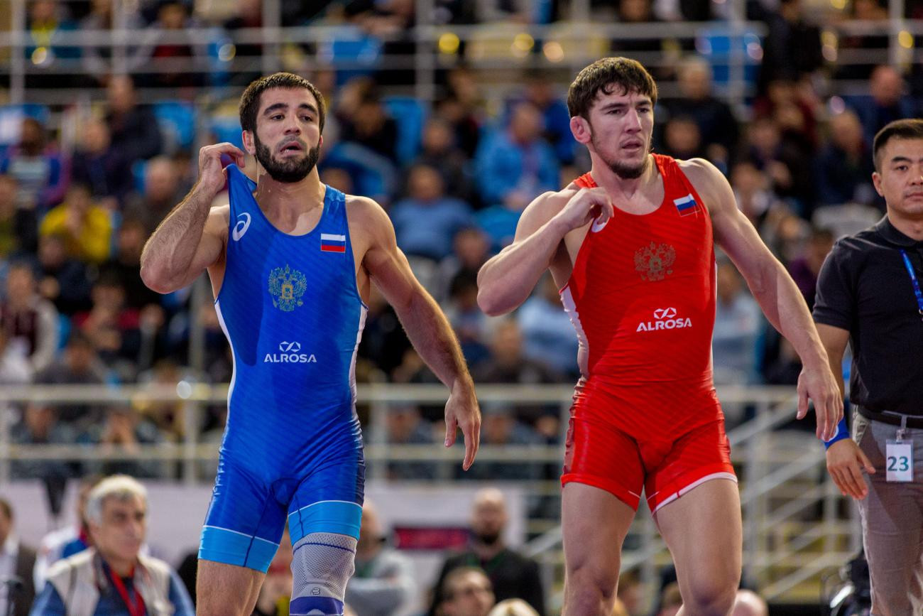 Gay russian wrestling