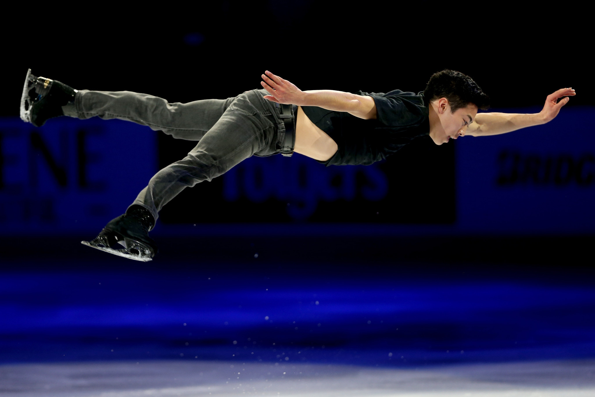 The ISU could move to limit quad jumps in free skating ©Getty Images