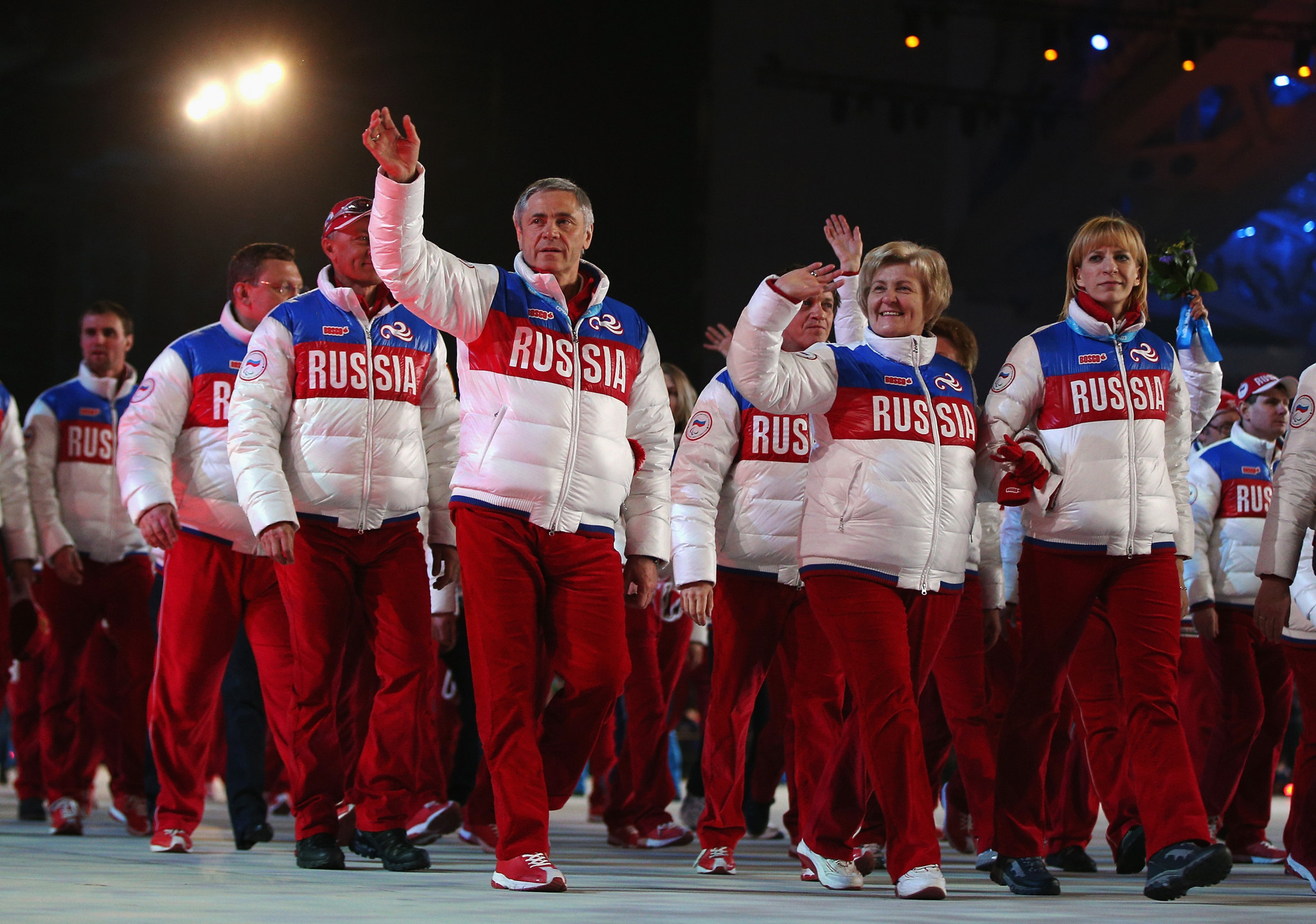 Russian athletes file suit urging IOC invitation to Olympic