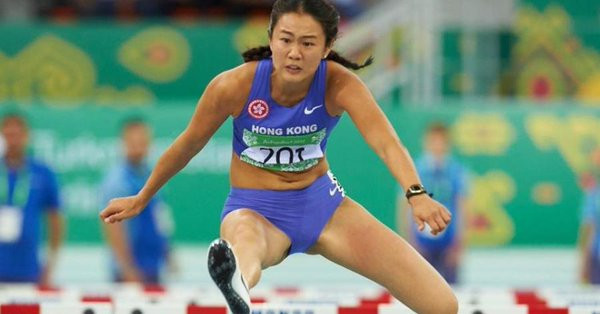 Hong Kong's Vera Lui Lai-yiu has accused her coach of sexual abuse ©Twitter