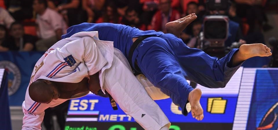 2015 World Judo Championships: Day six of competition