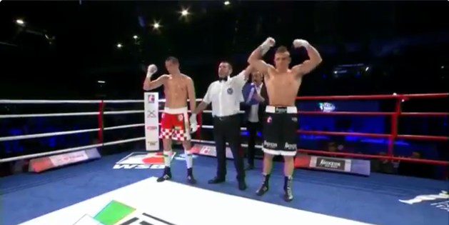 Italia Thunder beat debutants Croatian Knights as new World Series of Boxing campaign gets underway