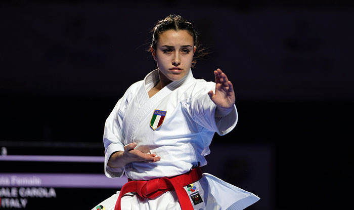 Italy enjoy strong start to EKF Cadet, Junior and Under-21 Championships