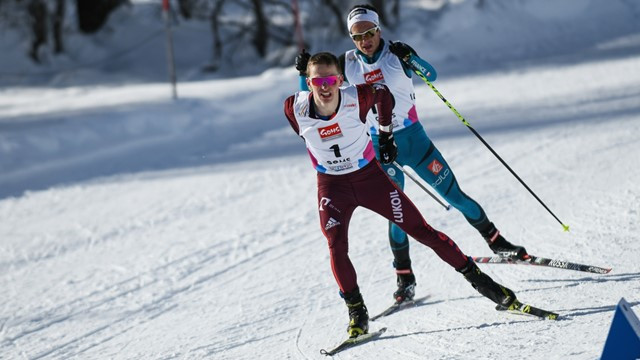 Russia dominate under-23 skiathlon events on day six of FIS Nordic Junior World Ski Championships