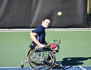 United States men's team secure place in BNP Paribas Wheelchair World Team Cup Finals