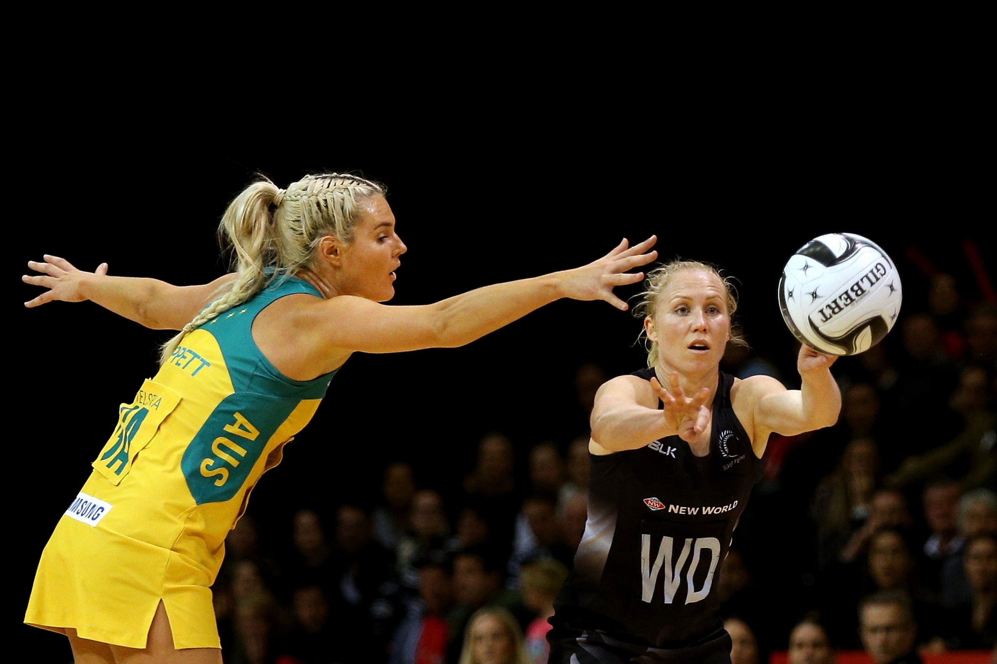 Double Commonwealth Games gold medallist makes herself unavailable for New Zealand netball team at Gold Coast 2018