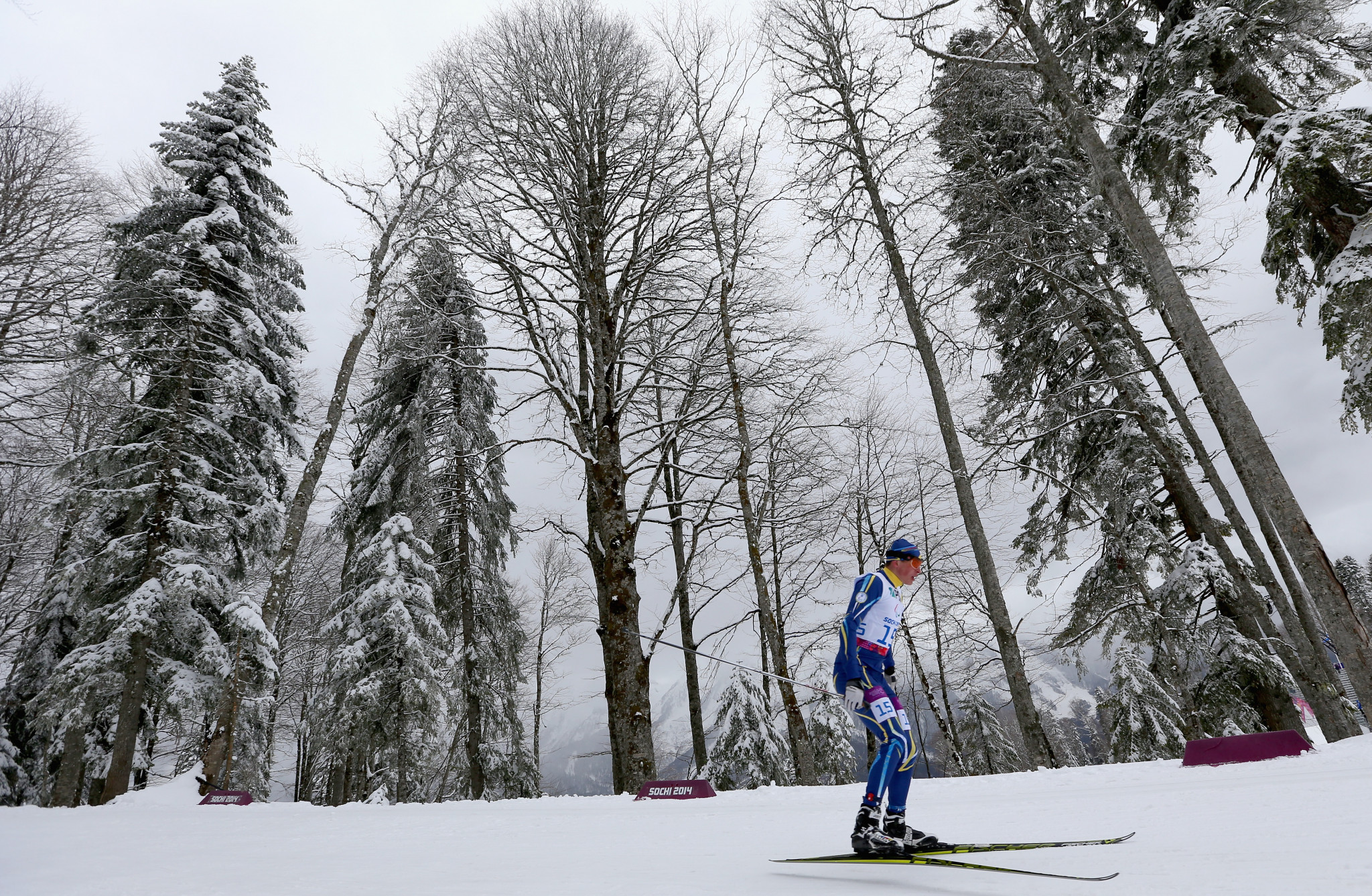 Ukrainian athletes dominate biathlon events at World Para Nordic Skiing World Cup
