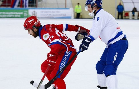 Russia and Sweden reach final of Men's Bandy World Championship