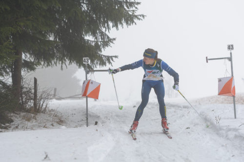 Alexandersson takes sprint title at European Ski Orienteering Championships