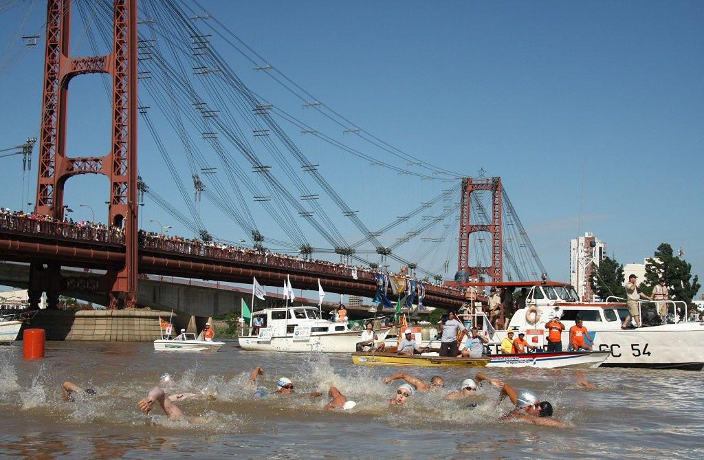 Rebranded FINA UltraMarathon Swim Series to begin in Coronda