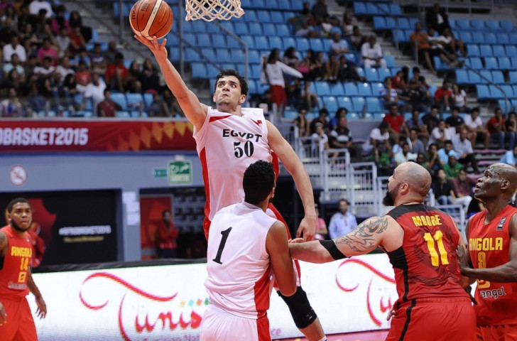 Egypt bounce back from Angola defeat with victory over Mali at Afrobasket Championships
