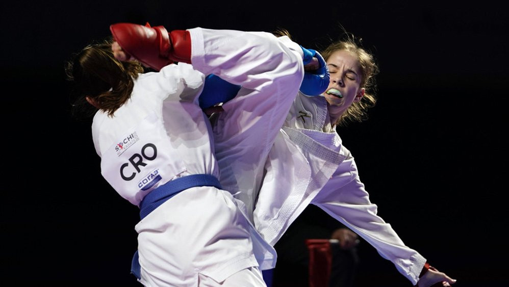 Hosts enjoy double gold on second day of EKF Cadet, Junior and Under-21 Championships
