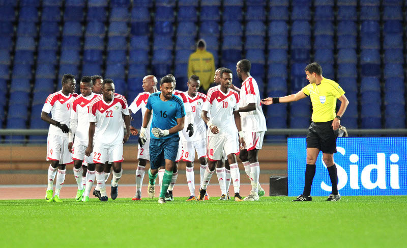 CHAN surprise side Sudan finish third again