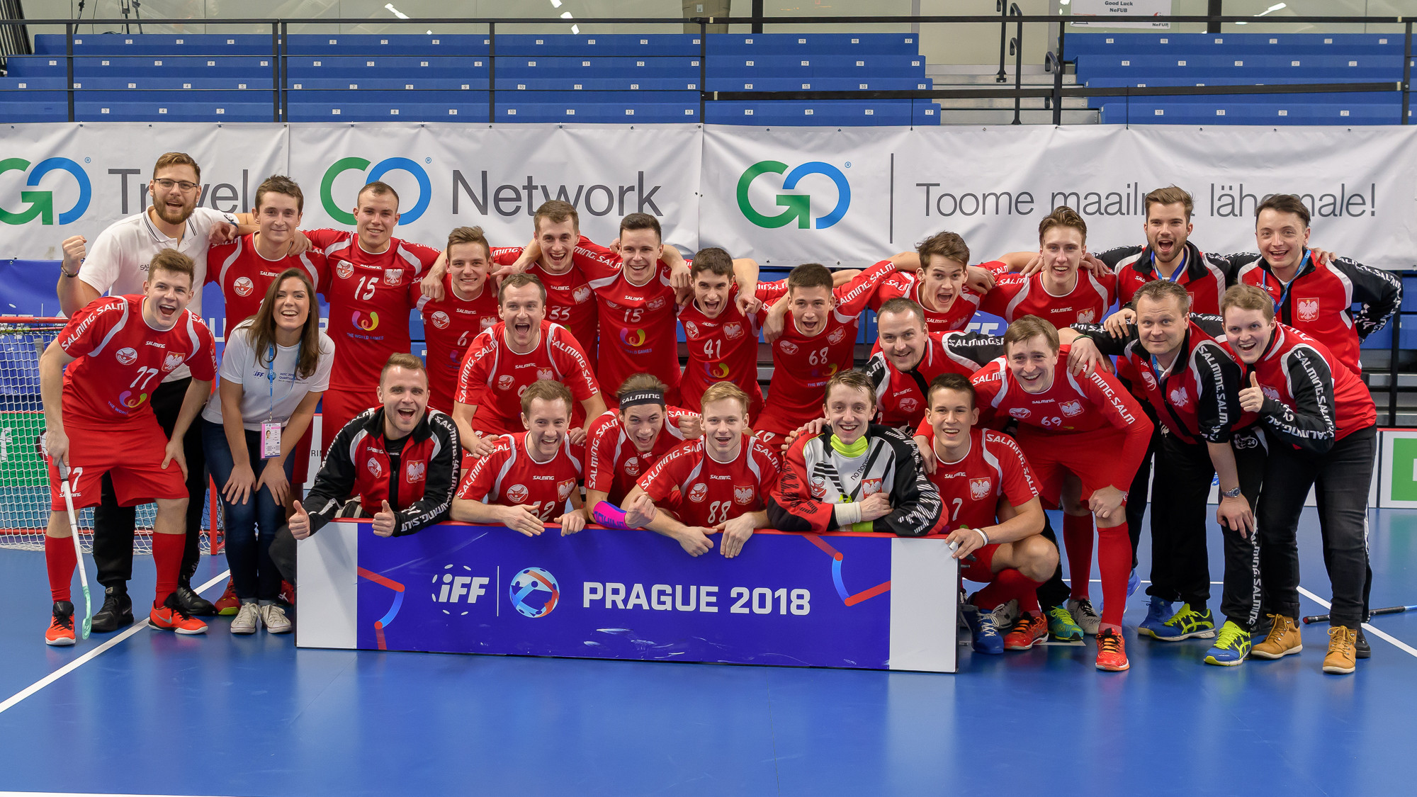 Poland secure World Championship place on final day of IFF European Floorball qualifiers