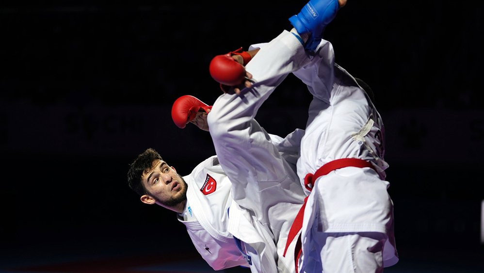 Şamdan secures sixth straight gold at EKF Cadet, Junior and Under-21 Championships