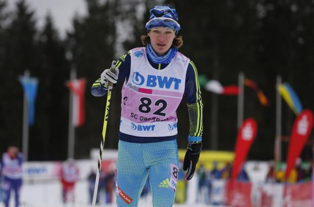 Reigning world champion Liudmyla Liashenko led a Ukrainian clean sweep in the women's standing class at the Para Nordic Skiing World Cup in Finland ©IPC