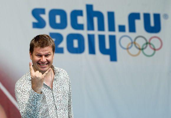 Dmitry Guberviev accused the IOC of racism in an Instagram post ©Russian Biathlon Union