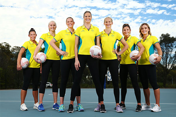 Australia name netball squad for Gold Coast 2018 as seek fourth Commonwealth Games title