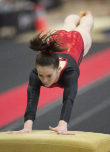 Stella Ashcroft has been added to New Zealand's artistic gymnastics team ©Gymnastics New Zealand