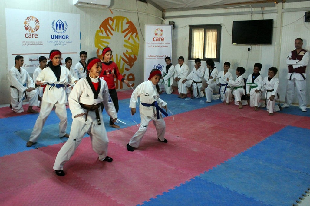 Taekwondo Humanitarian Foundation host ceremony to mark 70th anniversary of CARE International