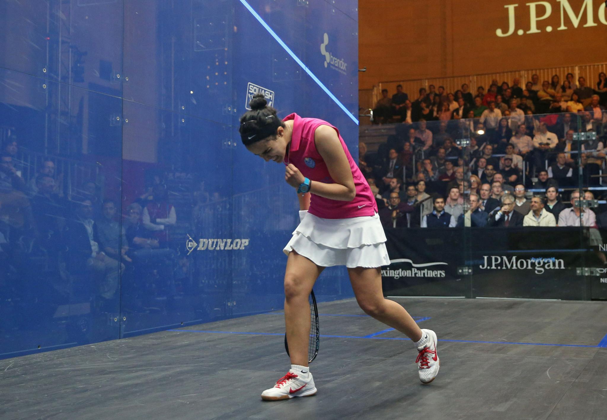El Tayeb rises to third in latest PSA world rankings