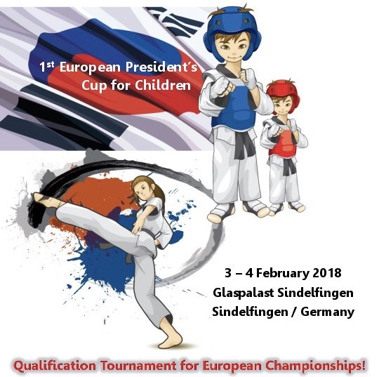 The first European President's Cup for Children has been held in Germany ©WTE