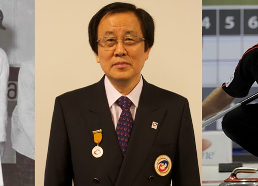Korean Curling Federation founder among those to be inducted into Hall of Fame