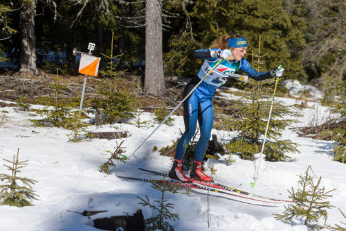 Alexandersson continues dominance at European Ski Orienteering Championships