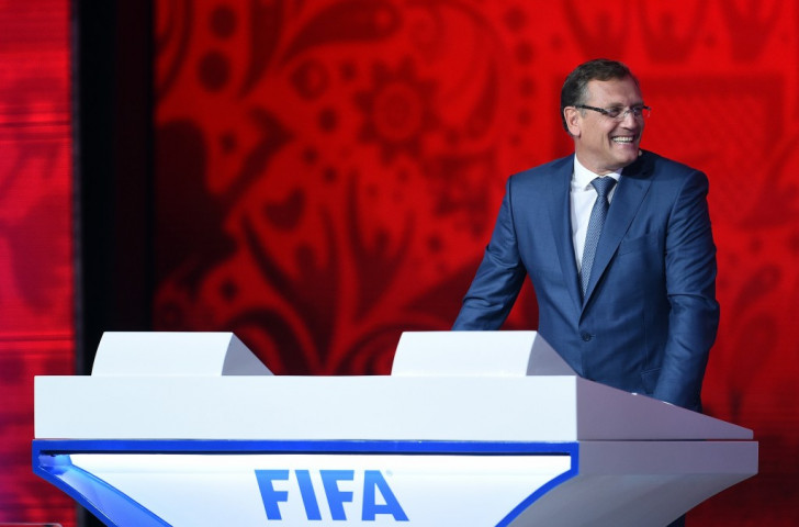 FIFA secretary general Jerome Valcke could launch a controversial bid for the FIFA Presidency ©Getty Images