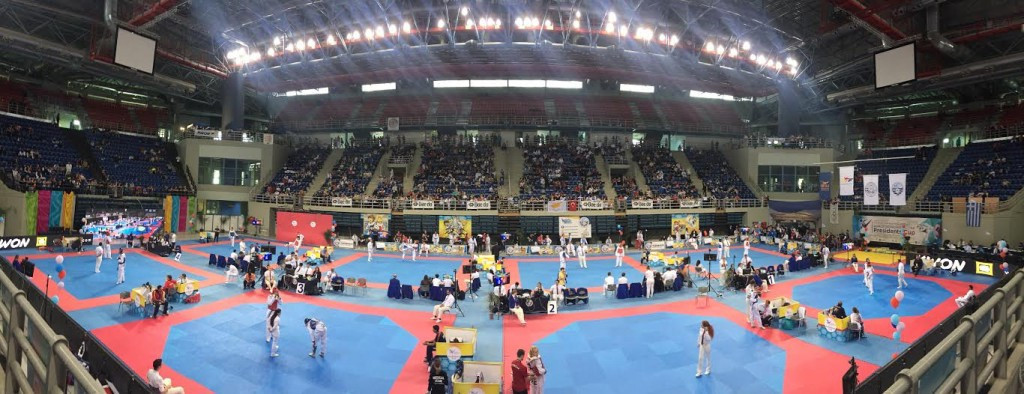 The tournament could be a stepping stone to the senior President's Cup ©World Taekwondo