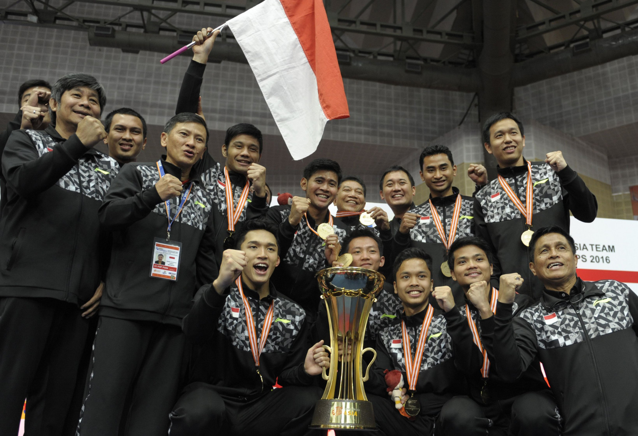 China and Indonesia prepare to defend Badminton Asia Team Championship titles