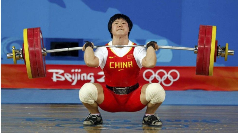 China was among nine countries banned for one-year last September by the International Weightlifting Federation following multiple positive drugs tests after the re-analysis of samples from Beijing 2008 and London 2012 ©Getty Images
