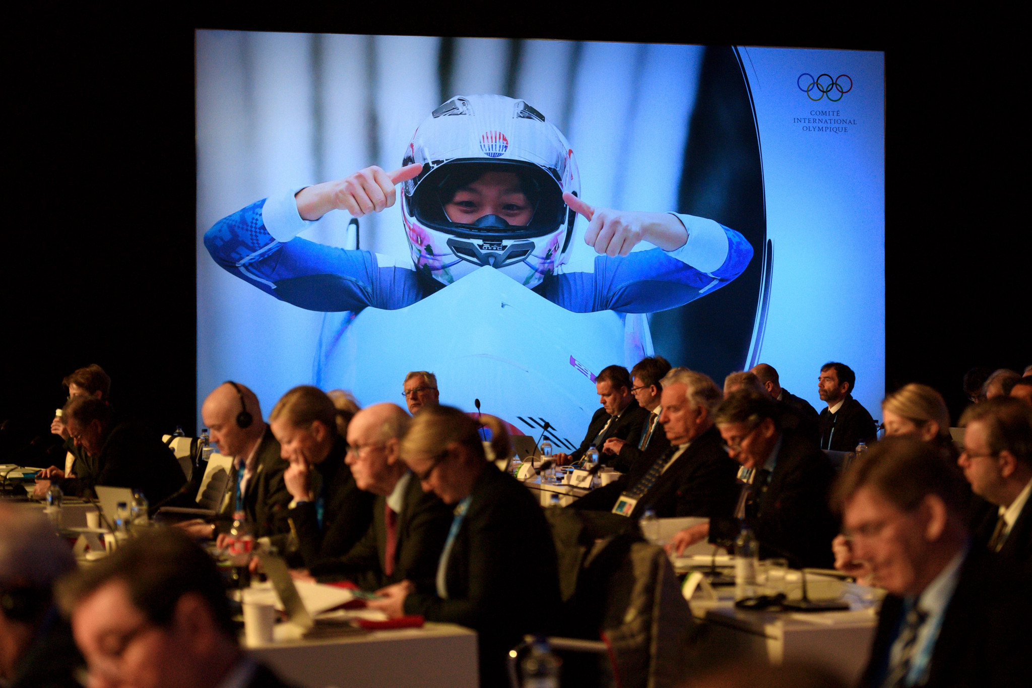 132nd International Olympic Committee Session: Day one